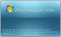 Windows Live Writer Beta