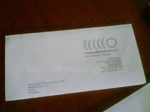 Money Bookers Address Verification Letter