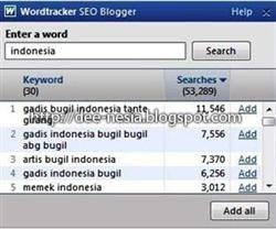 Wordtracker Indonesia