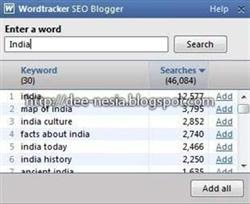 Wordtracker Singapore