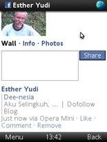 Opera Mini 6 Sharing Link Done