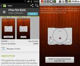 Install Aplikasi PSX di Android