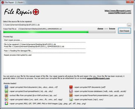 Memperbaiki File Rusak Tidak Bisa DIbuka