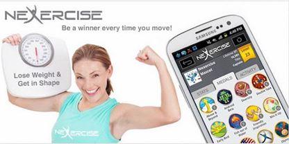 Aplikasi Kesehatan Untuk Android Nexercise