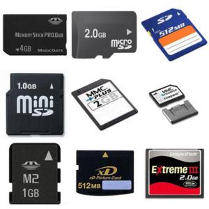 Supaya Memory Card Awet Tidak Cepat Rusak