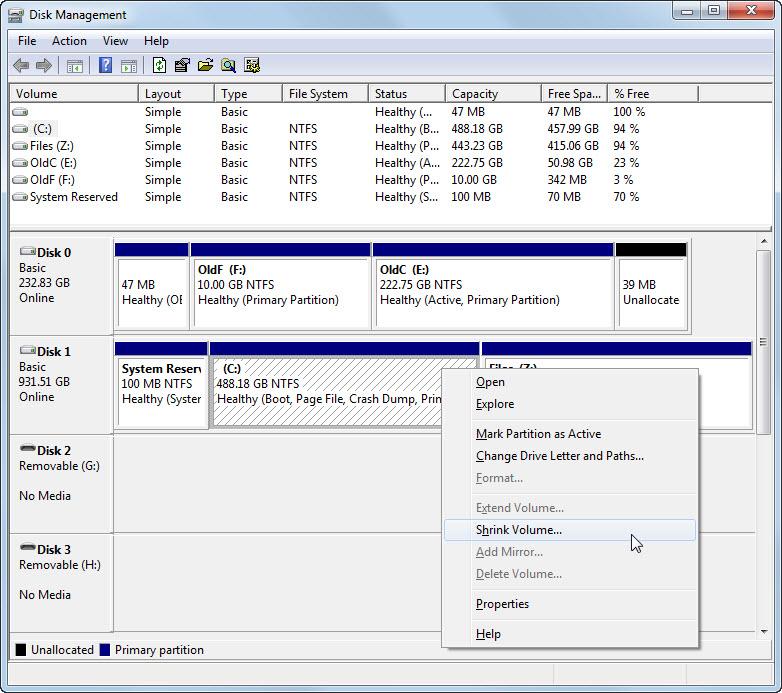 dual boot windows 7 dan ubuntu 13 04