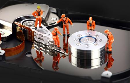 Cara Memperbaiki dan Mengambil Data di Hard Disk Yang Rusak