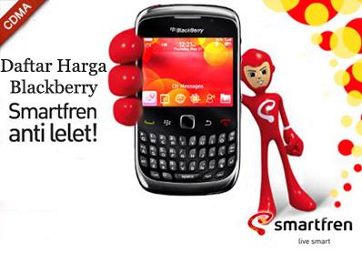 Paket BlackBerry Smartfren 2013