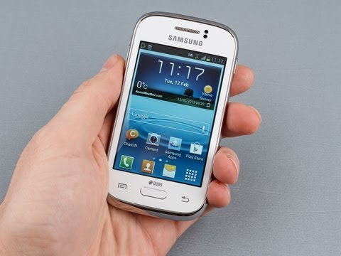 Samsung Galaxy Y S6310