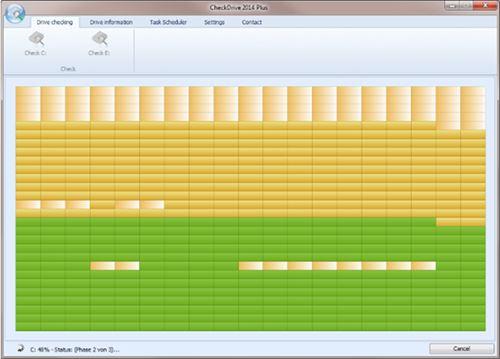 CheckDrive Aplikasi Untuk Memeriksa Hard Disk