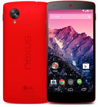 Nexus 5 Merah