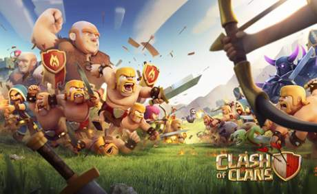 Cara Bermain Clash of Clan