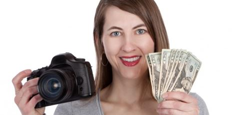 Cara menjual foto online