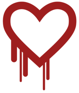 logo heartbleed
