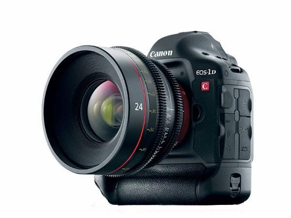 Kamera DSLR Canon EOS 1D