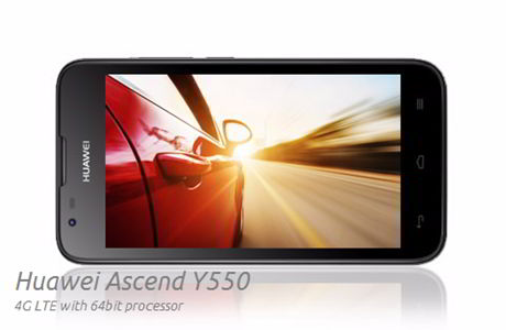 Harga Huawei Ascend Y550