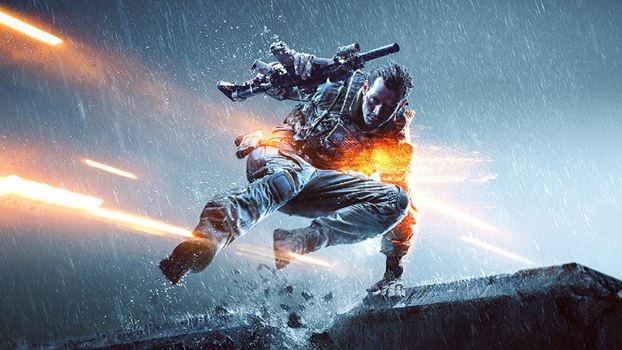 Windows 10 untuk main game Battlefield 4