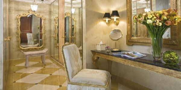 bath room the duke suite mulia hotel jakarta