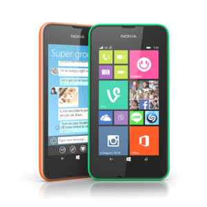 Lumia 530 Windows Phone 8.1