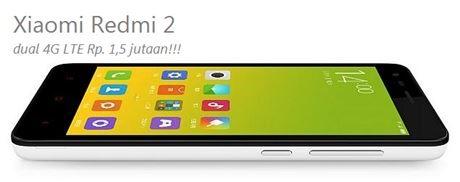 harga Xiaomi Redmi 2