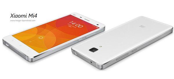 spesifikasi Xiaomi Mi4i