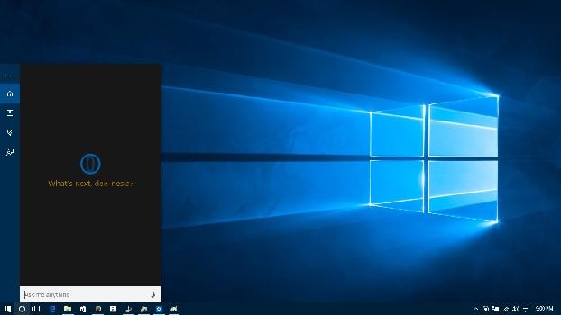 Cortana Sudah Aktif
