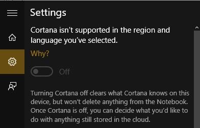 Cara Mengaktifkan Cortana di Windows 10