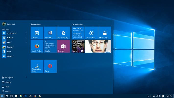 Review Windows 10 by dee-nesia