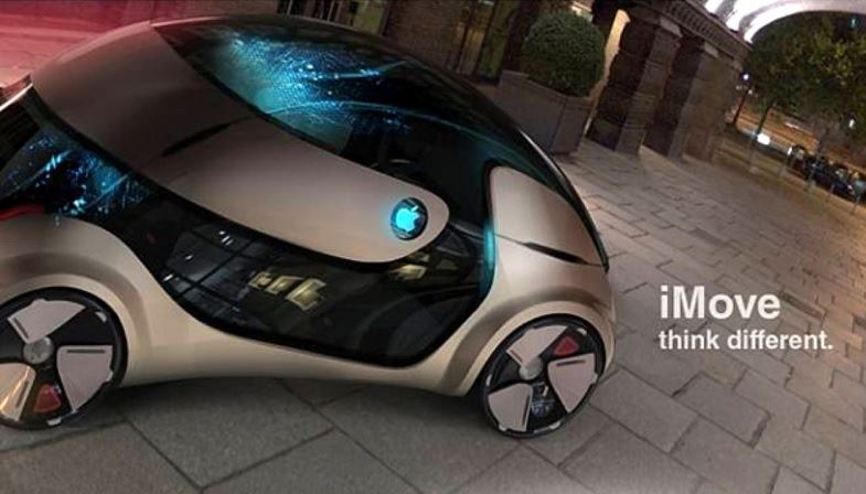 Mobil Pintar Apple