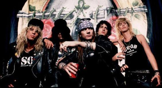 Guns n Roses Civil War