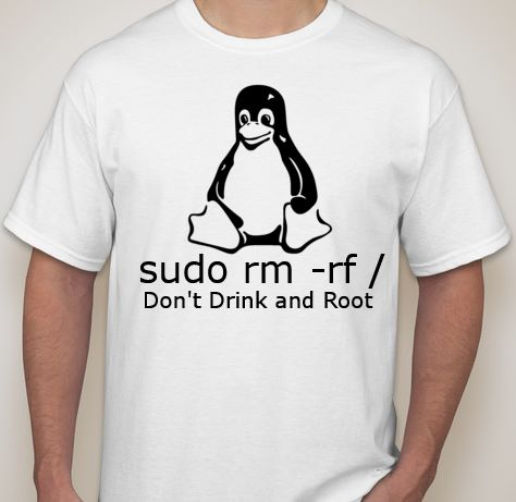 sudo rm -rf cloth design
