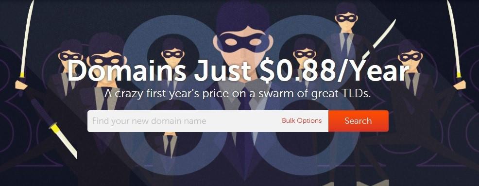 Promo Domain Murah Terbaru