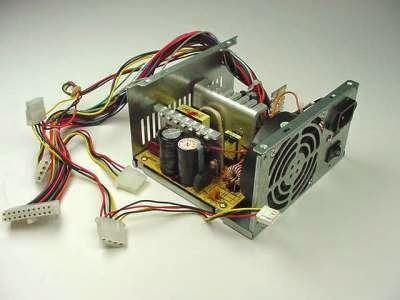 Komponen Power Supply Yang Sering Rusak