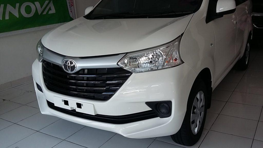 Toyota Avanza Transmover