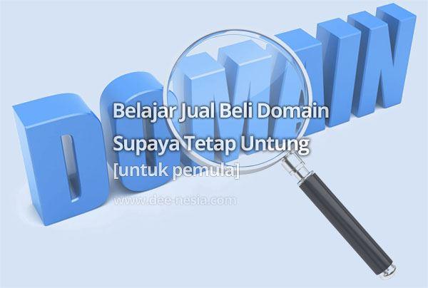 Belajar Jual Beli Domain Tips Aman Untuk Tetap Untung