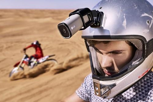 Action Cam 4K Dari LG