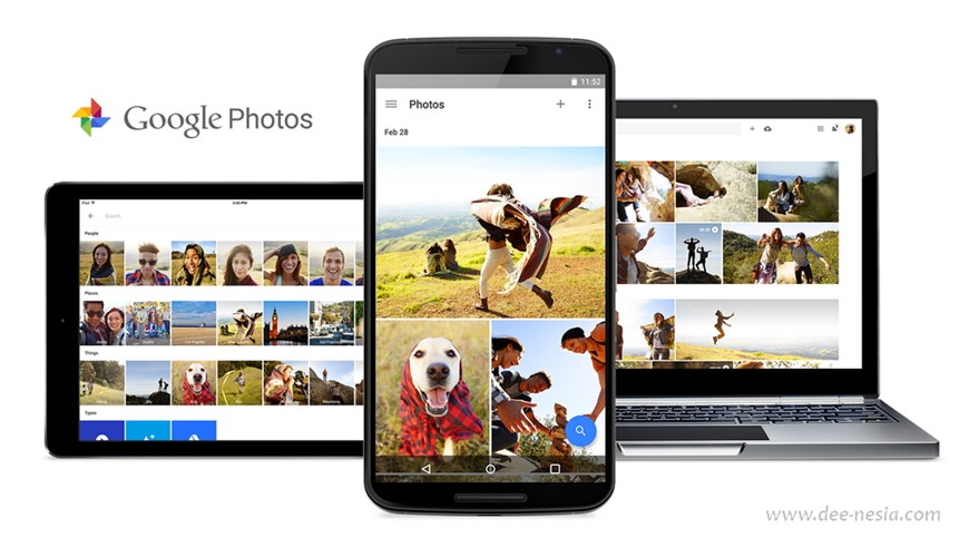 Google Photos for Android Sekarang Lebih Hemat Data