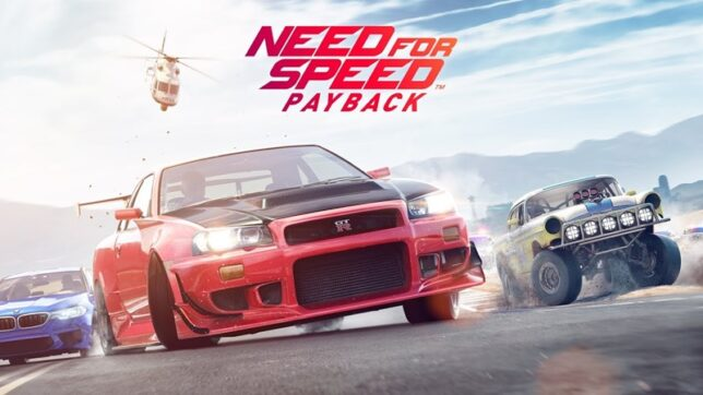 Poster Need for Speed Payback