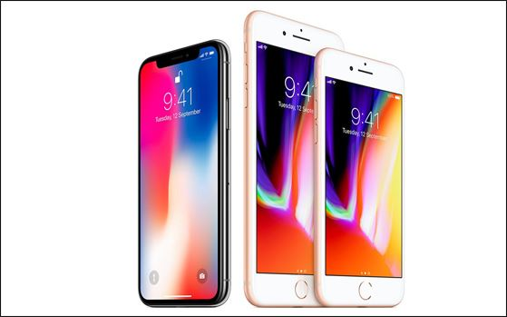 Spesifikasi iPhone X vs iPhone 8 Plus vs iPhone 8