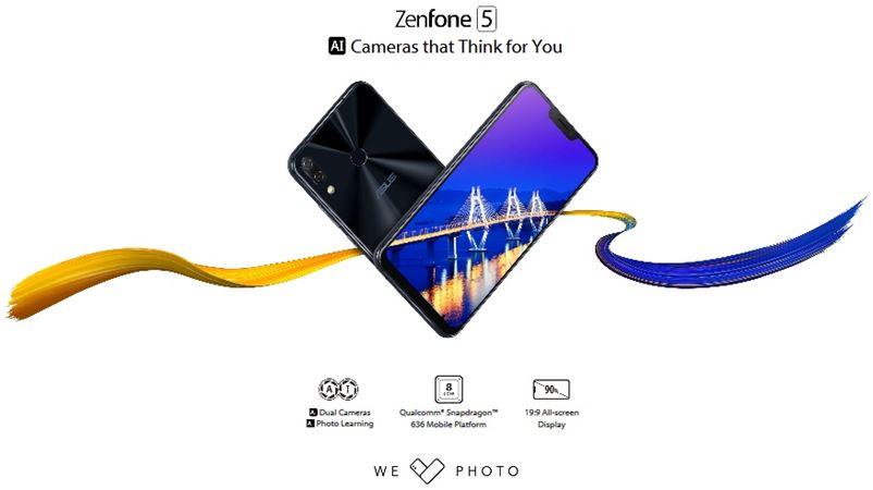 harga Asus Zenfone 5 ZE620KL dan spesifikasi
