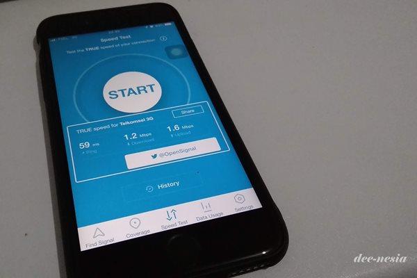 Kecepatan Internet Operator Seluler di Indonesia