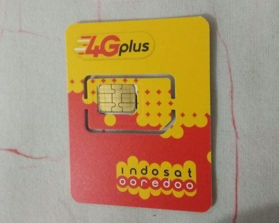 Kartu Indosat 4G Plus