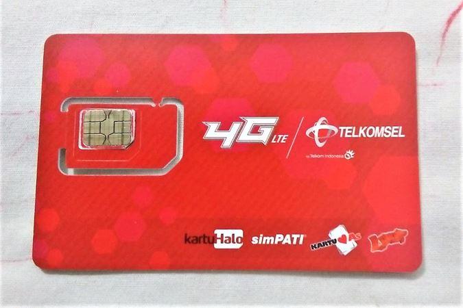 Kartu Upgrade Telkomsel 4G