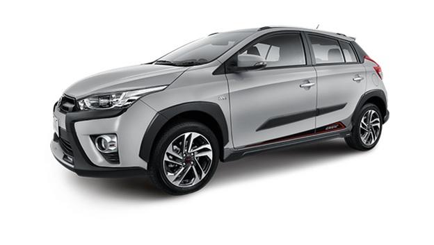 Toyota Heykers Yaris