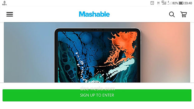 Giveaway Apple iPad Pro 2018 11,9 inci
