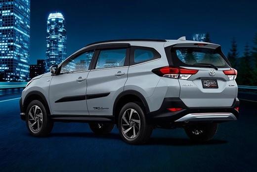 Toyota Rush, Mobil Keluarga yang Nyaman dan Elegan