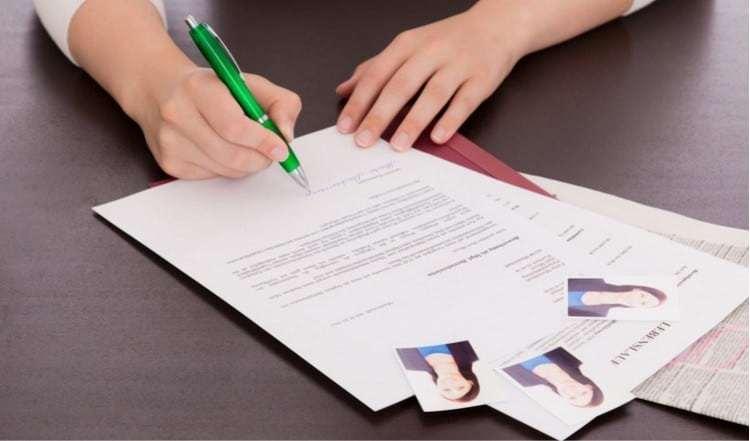 Foto untuk CV dan lamaran kerja tidak bisa dibuat asal