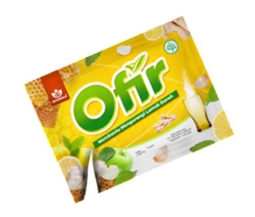 terbebas dari kolesterol dengan Ofir