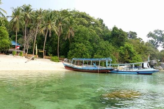 Objek Wisata Ramah Anak di Belitung