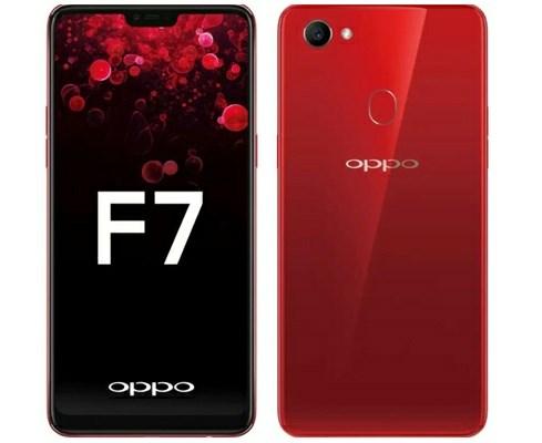 harga Oppo F7